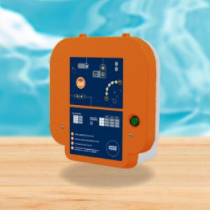 Désinfecte automatiquement l'eau de votre piscine. Accessoire disponible dans votre magasin Aquilus