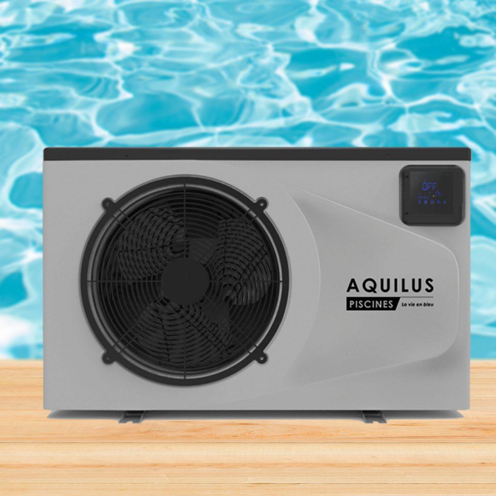 la pompe à chaleur, l'équipement ultime pour un confort de nage inégalé par aquilus