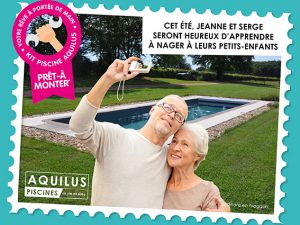 Pack 1 kit piscine Aquilus