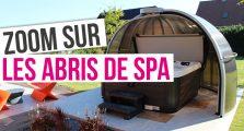 Abri de spa - Aquilus La Rochelle