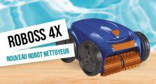 nouveau robot nettoyeur Aquilus à découvrir dans votre agence de Valence chonas et Montélimar