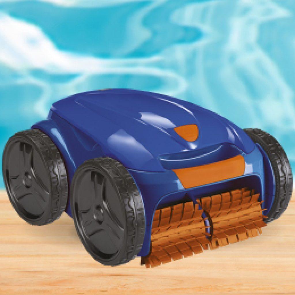 Le roboss 4x est l'accessoire indispensable pour votre piscine